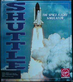Cover for Shuttle.