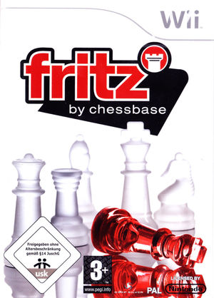 Cover for Fritz Chess.
