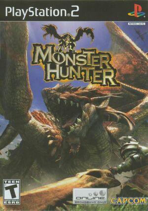 Cover for Monster Hunter.