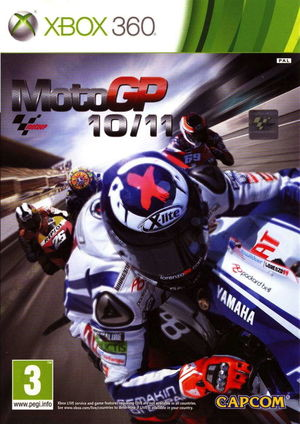 Cover for MotoGP 10/11.