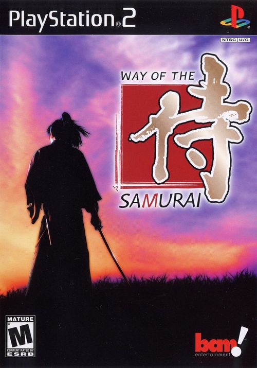 Cover for Way of the Samurai.