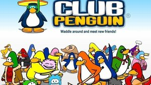 Cover for Club Penguin.