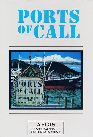 Cover for Ports of Call.