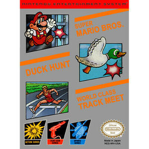 Cover for Super Mario Bros./Duck Hunt/World Class Track Meet.
