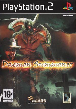 Cover for Daemon Summoner.