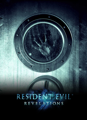 Cover for Resident Evil: Revelations.