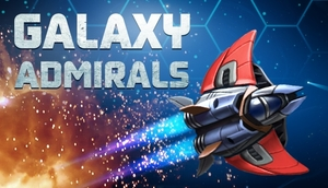 Cover for Galaxy Admirals.