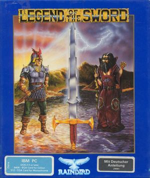 Cover for Legend of the Sword.