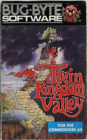 Cover for Twin Kingdom Valley.
