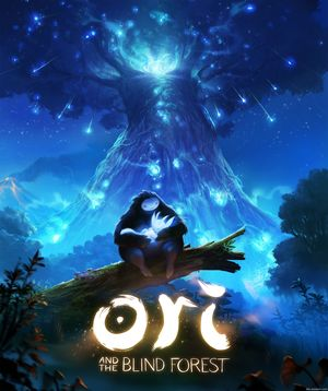 Cover for Ori and the Blind Forest.