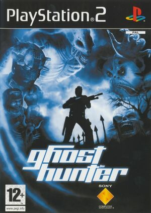 Cover for Ghosthunter.