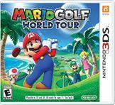 Cover for Mario Golf: World Tour.