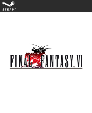Cover for Final Fantasy VI.