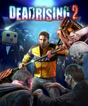 Cover for Dead Rising 2.