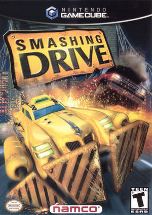Cover for Smashing Drive.
