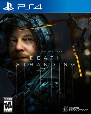 Cover for Death Stranding.