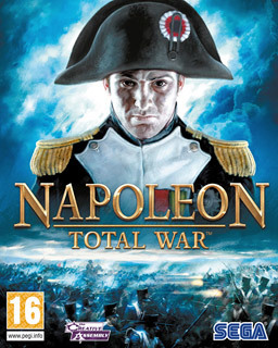 Cover for Napoleon: Total War.