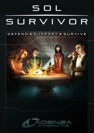Cover for Sol Survivor.