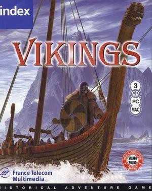 Cover for Vikings.