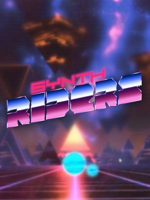 Cover for Synth Riders.