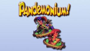Cover for Pandemonium!.