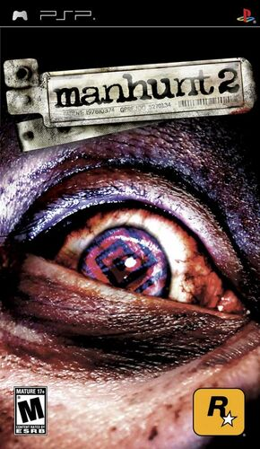 Cover for Manhunt 2.