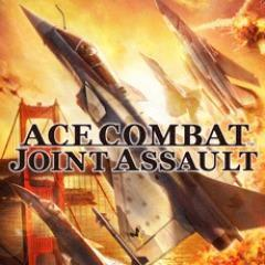 Cover for Ace Combat: Joint Assault.
