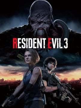 Cover for Resident Evil 3: Remake.