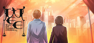 Cover for WORLD END ECONOMiCA episode.03.