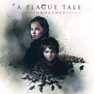 Cover for A Plague Tale: Innocence.
