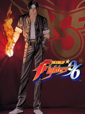 Cover for The King of Fighters '96.