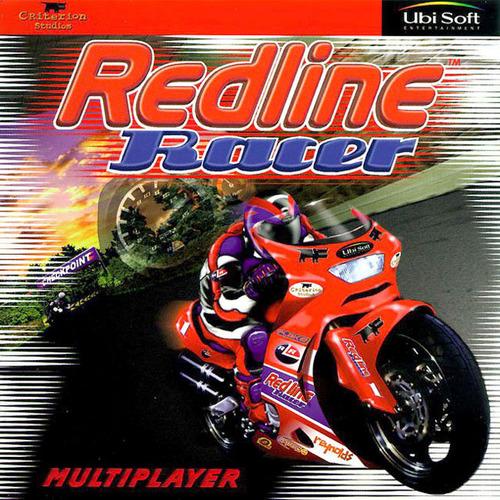 Cover for Redline Racer.