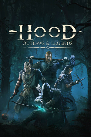 Cover for Hood: Outlaws & Legends.