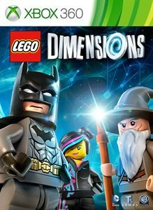 Cover for Lego Dimensions.