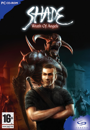 Cover for Shade: Wrath of Angels.