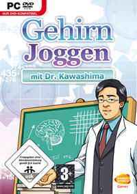 Cover for Brain Exercise with Dr. Kawashima.