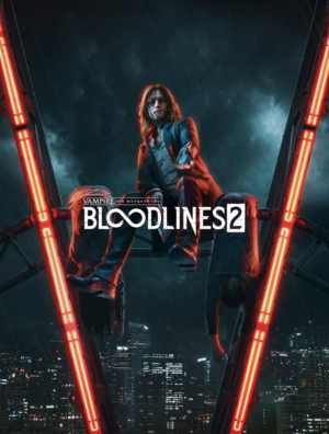 Cover for Vampire: The Masquerade – Bloodlines 2.