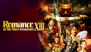 Cover for Romance of the Three Kingdoms XIII.