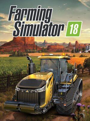 Cover for Farming Simulator 18.