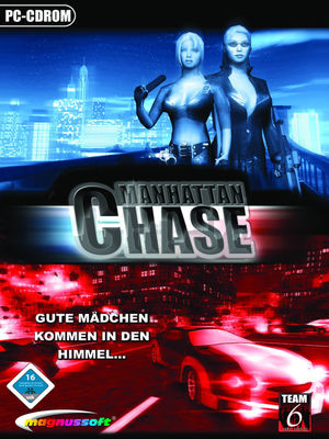 Cover for Manhattan Chase.