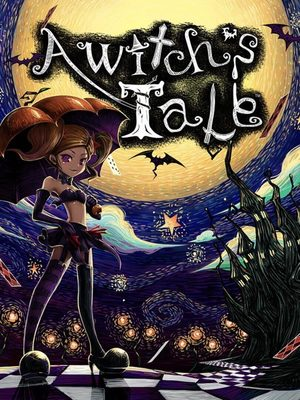 Cover for A Witch's Tale.