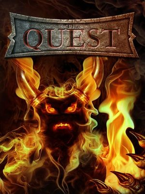 Cover for The Quest.