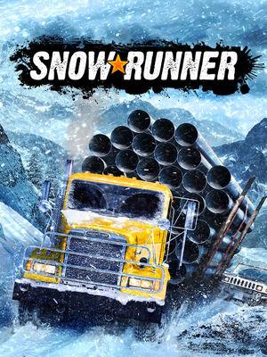 Cover for SnowRunner.