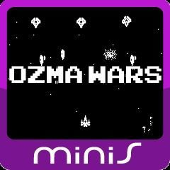 Cover for Ozma Wars.
