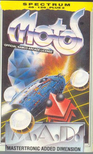 Cover for Motos.