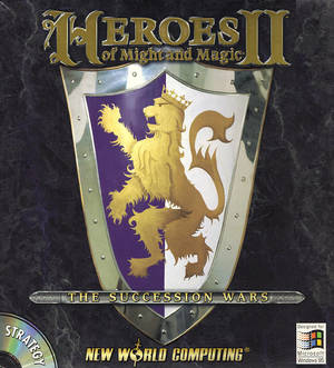 Cover for Heroes of Might and Magic II.