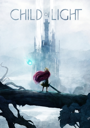 Cover for Child of Light.