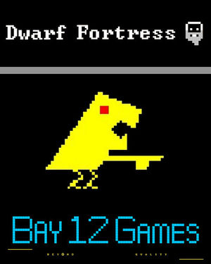 Cover for Dwarf Fortress.