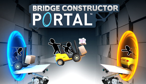 Cover for Bridge Constructor Portal.