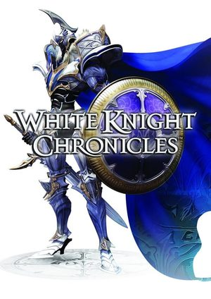 Cover for White Knight Chronicles.